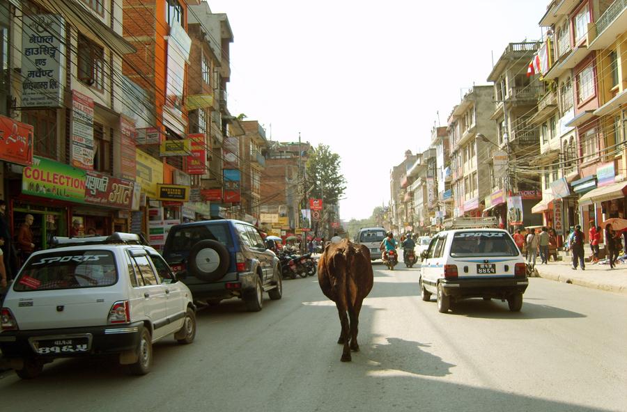 Kathmandu, Nepal 2012
